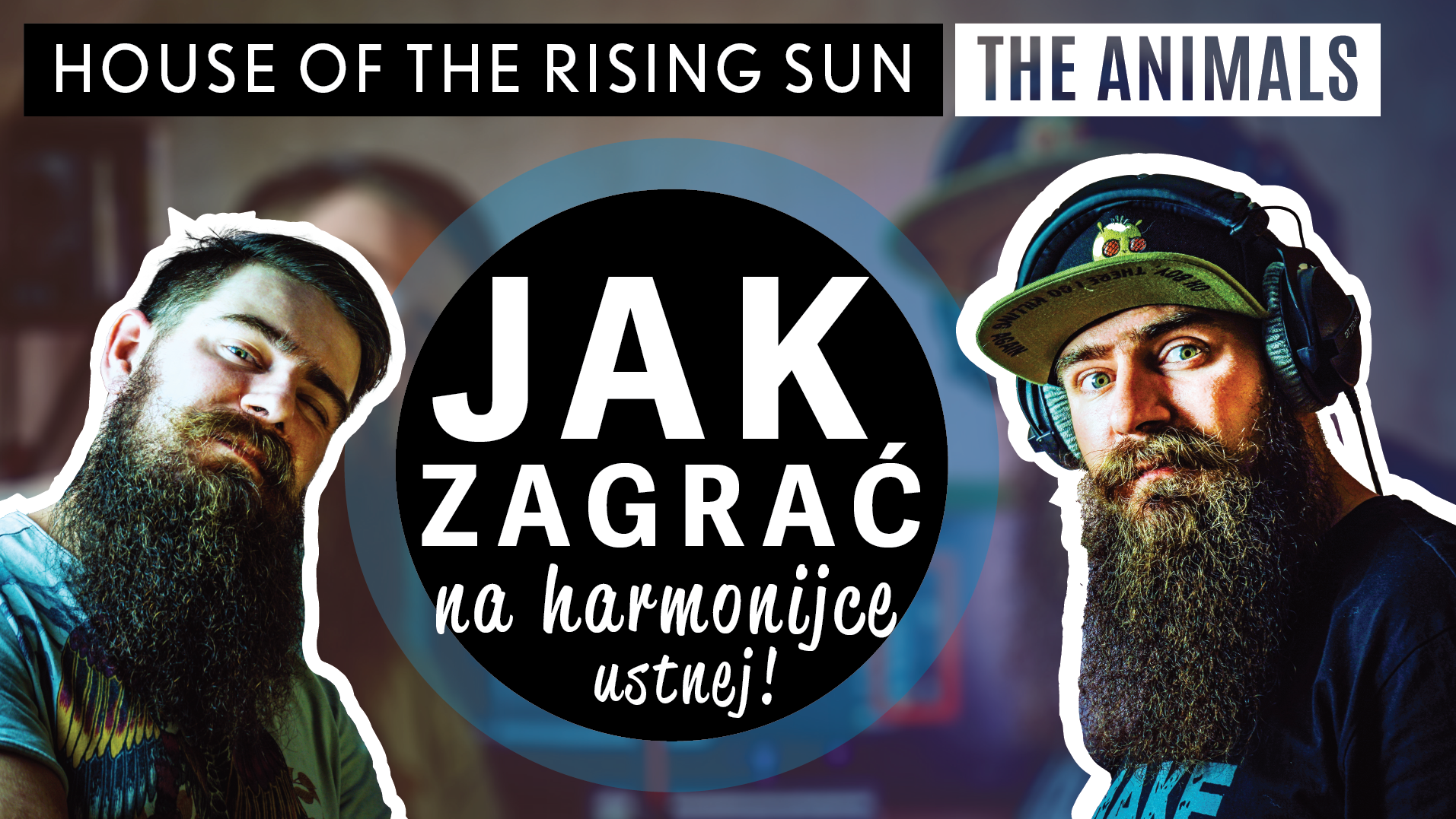 Jak zagrać na harmonijce ustnej- the house of the rising sun